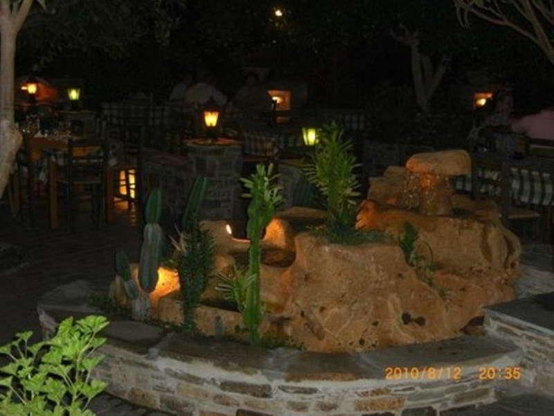 Συντριβάνι το βράδυ - Fountain at night