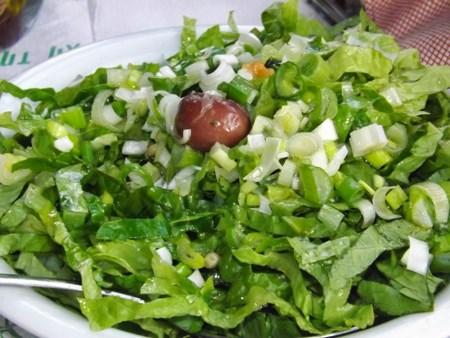 Μαρούλι σαλάτα